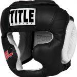 title gel headgear for boxing