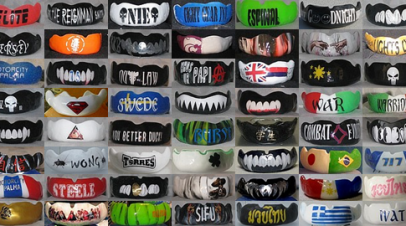 Designer Mouth Guards