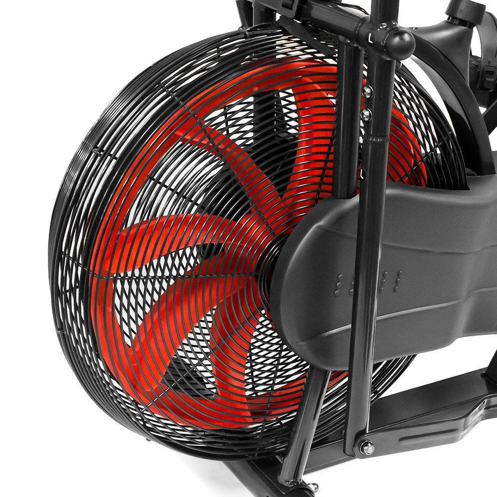 fan resistance exercise bikes