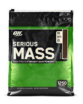 best mass gainer uk