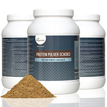 best vegan protein supplements uk