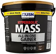 best uk mass gainer