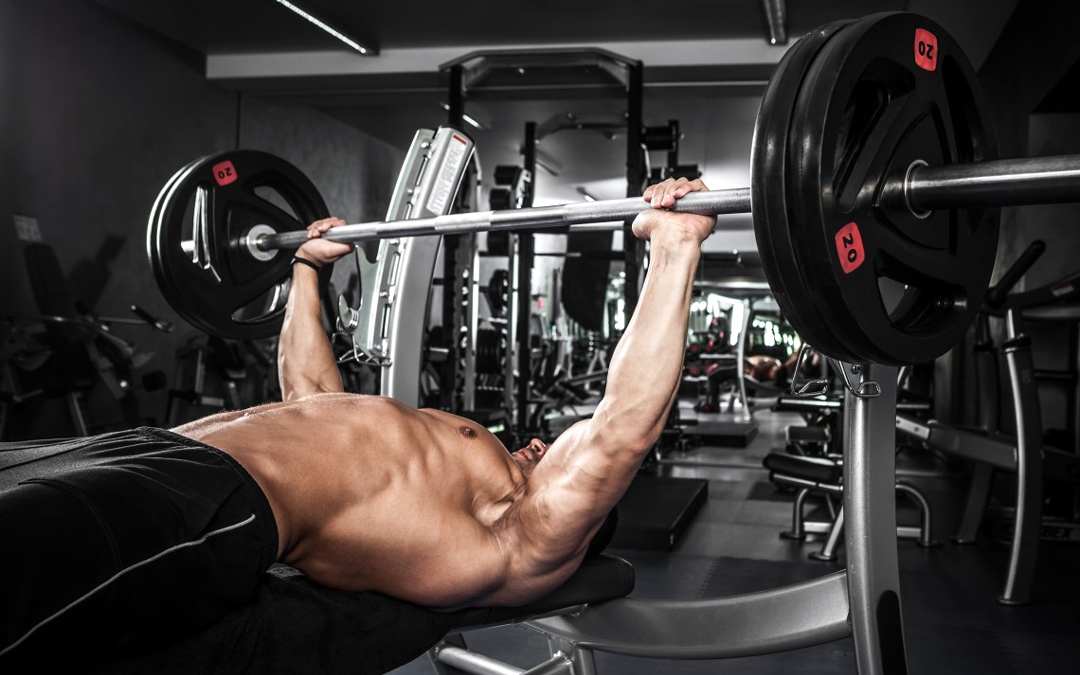Benching Own Weight Part - 19: Fitness Fighters