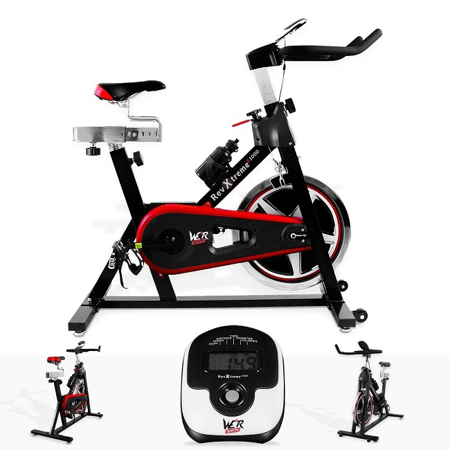 we r sports rev extreme indoor cycle s1000