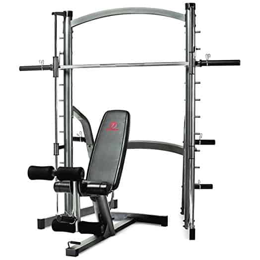 A Fitness Fighters Guide: Best Smith Machine For A Home Gym