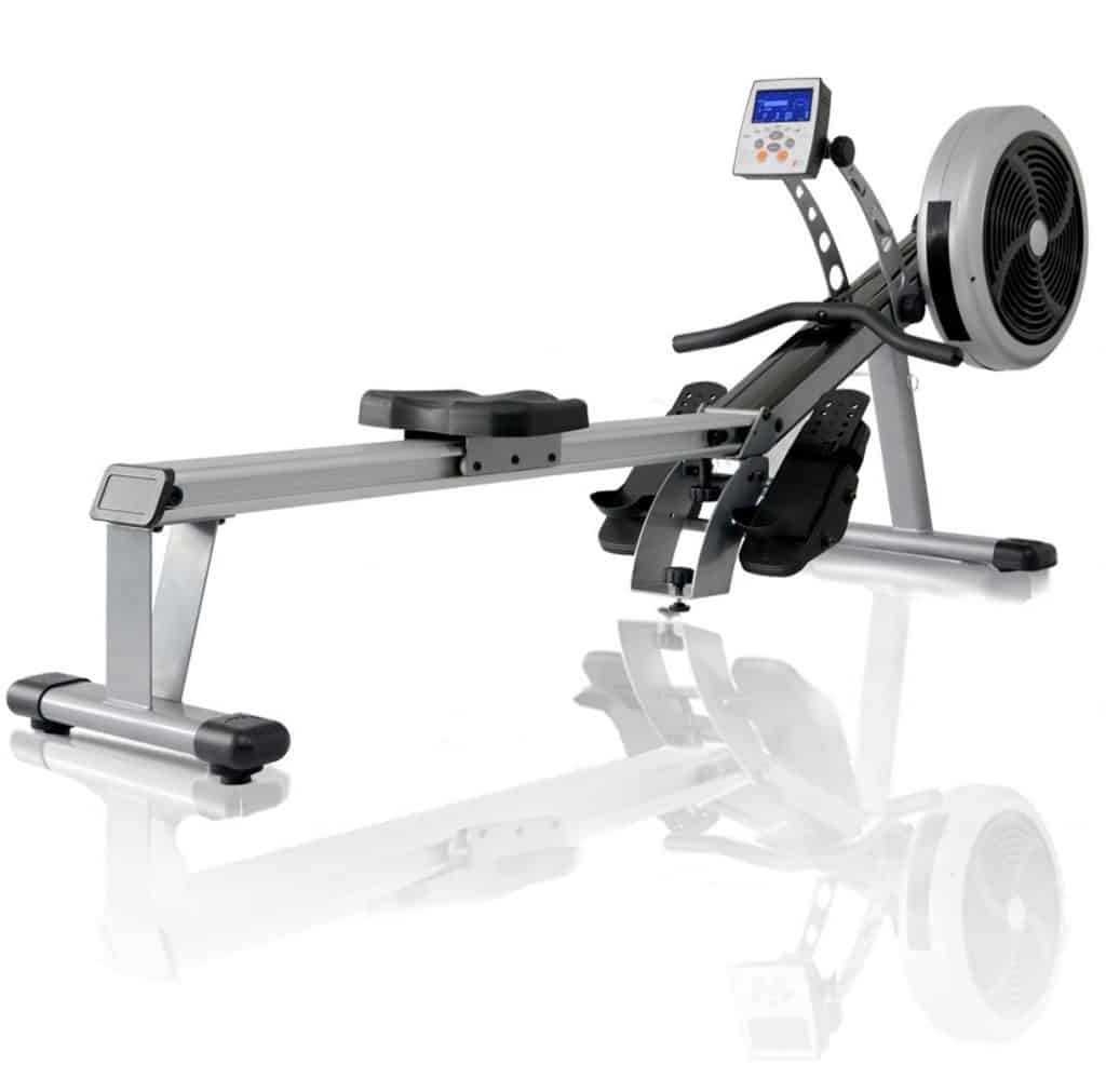 JTX Freedom Air Rower: Foldable Superior Rowing Machine