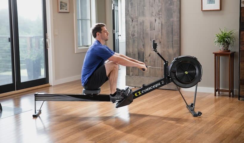 Concept 2 Model D Rowing Machine Review
