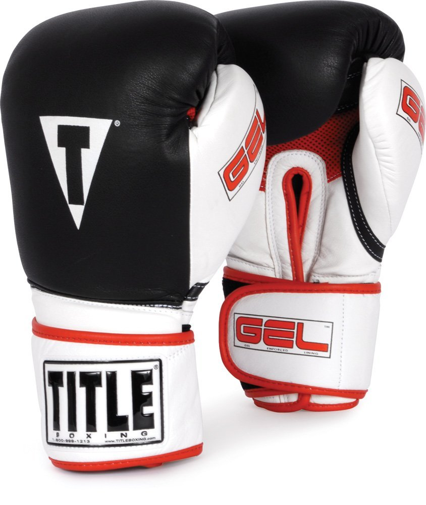 title gel intense boxing gloves