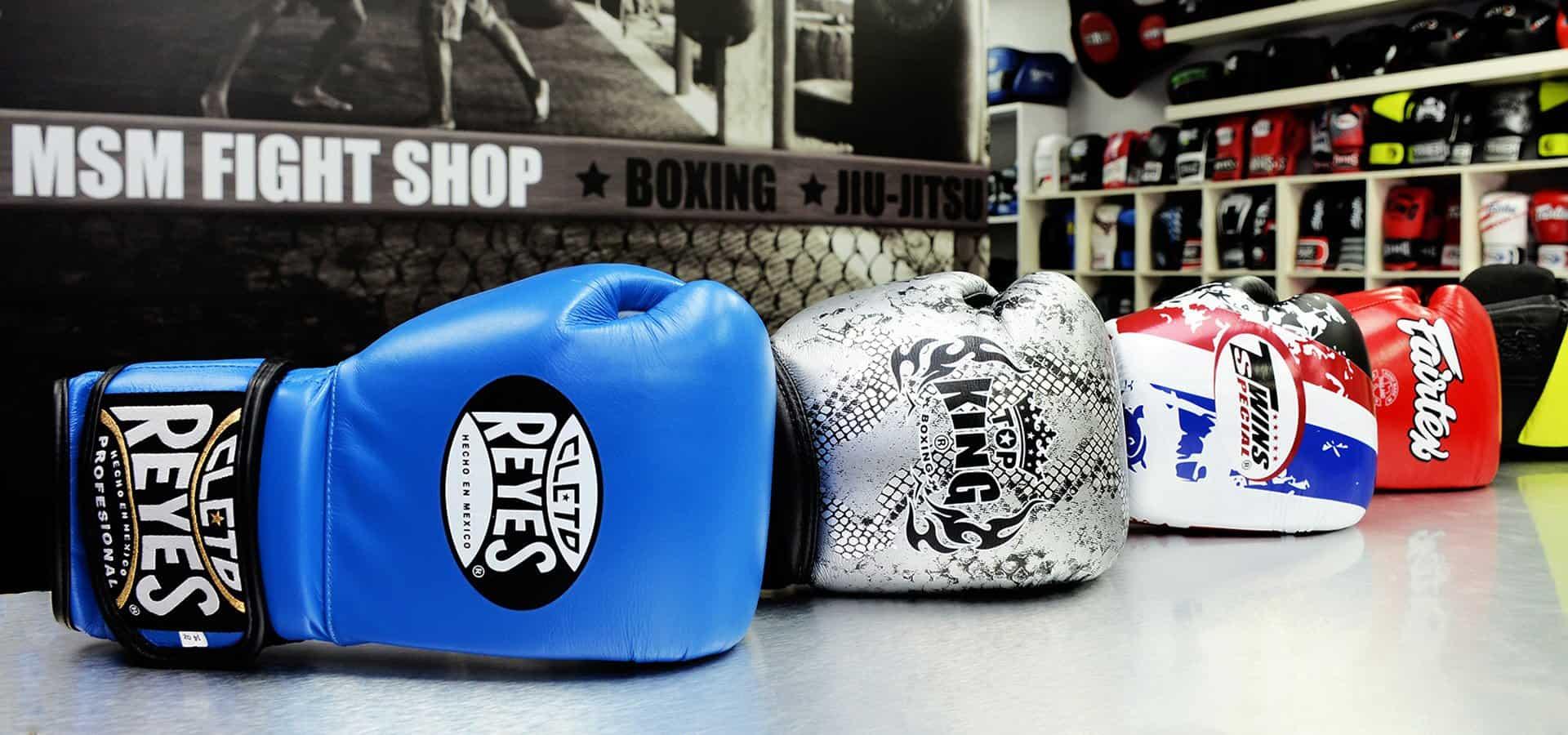 best boxing gloves uk