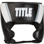 title headgear for boxing
