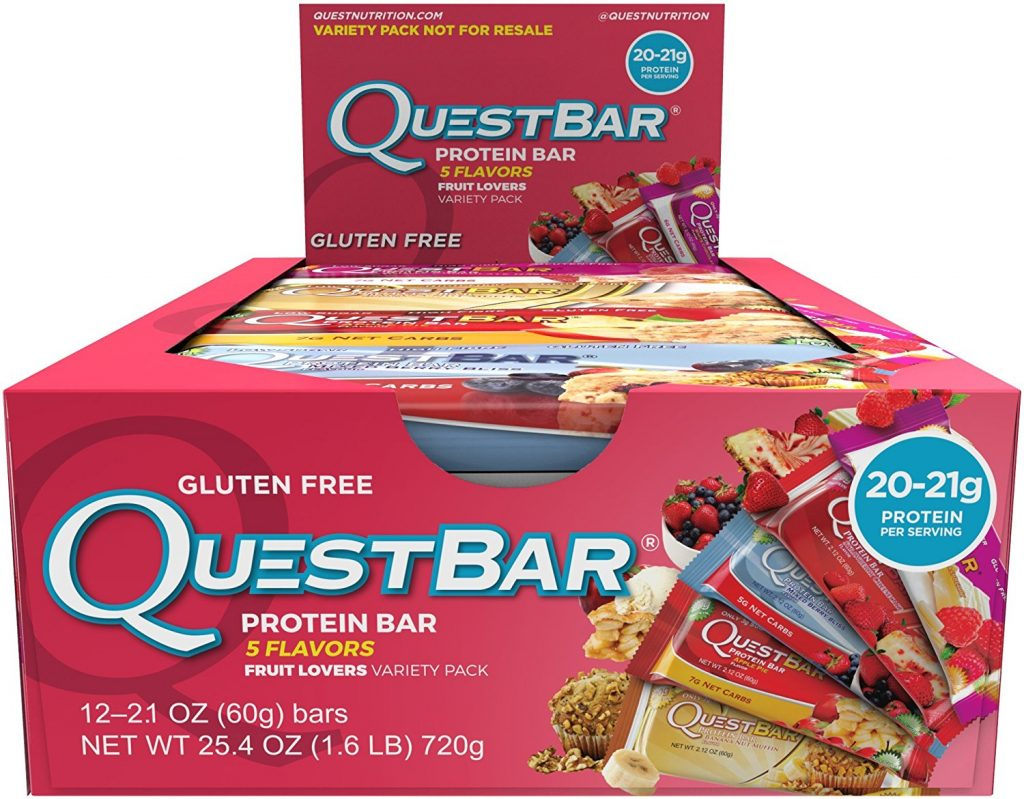 best protein bar on the market