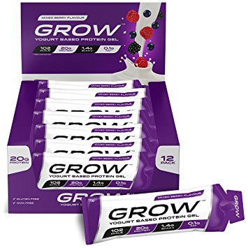 grow protein bars