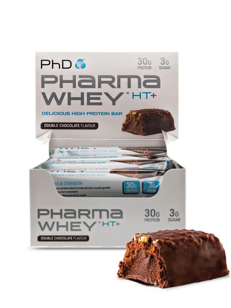phd protein bars