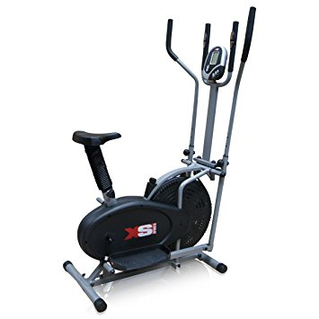 XS Sports Pro 2-in1 Elliptical Cross Trainer