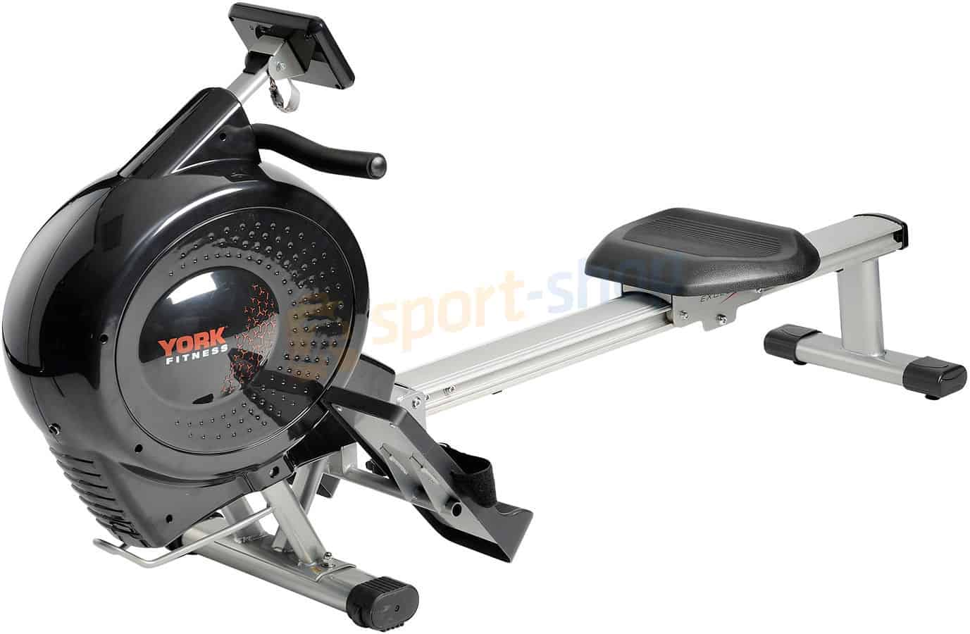 york excel 310 rowing machine
