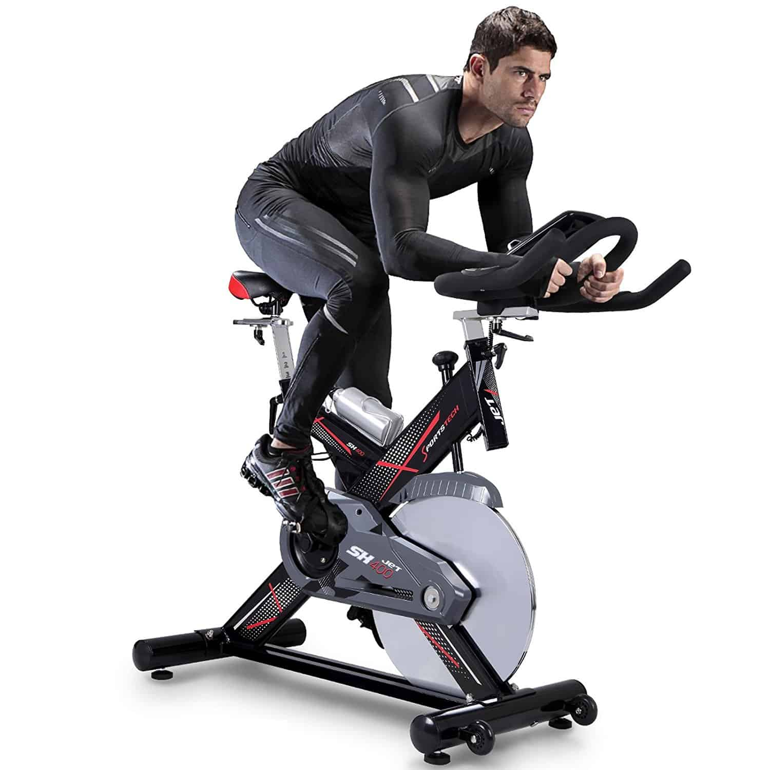 A Fitness Fighters Guide: Sportstech SX400 Professional Indoor Cycle Review