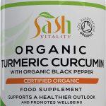 sash vitality organic turmeric curcumin