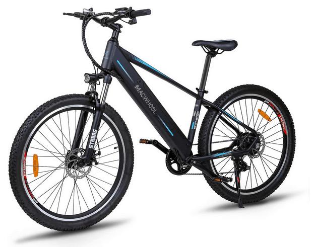 """Macwheel 27.5"""" Electric Mountain Bike 250W Brushless Motor"""