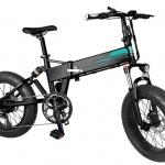 TUKING Adult Folding Electric Bikes