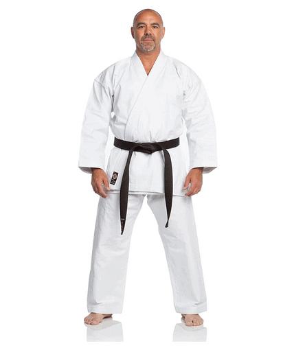 Ronin Karate Gi Heavyweight Uniform White Professional Kimono