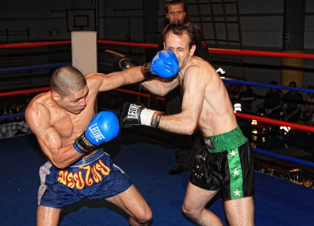 boxing punch injury