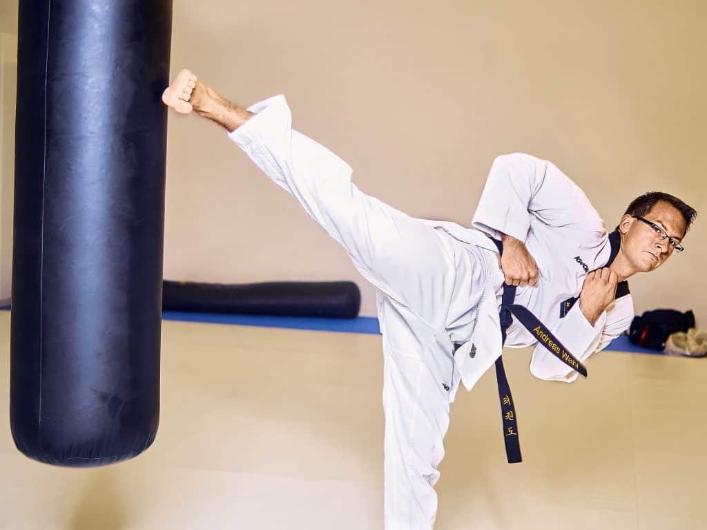 karate benefits