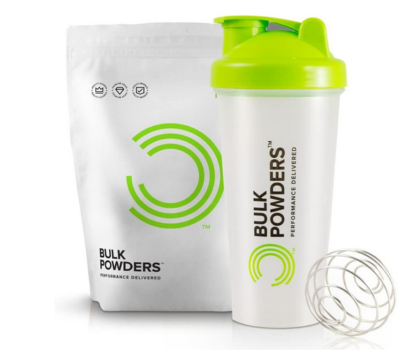 bulk powders whey protein
