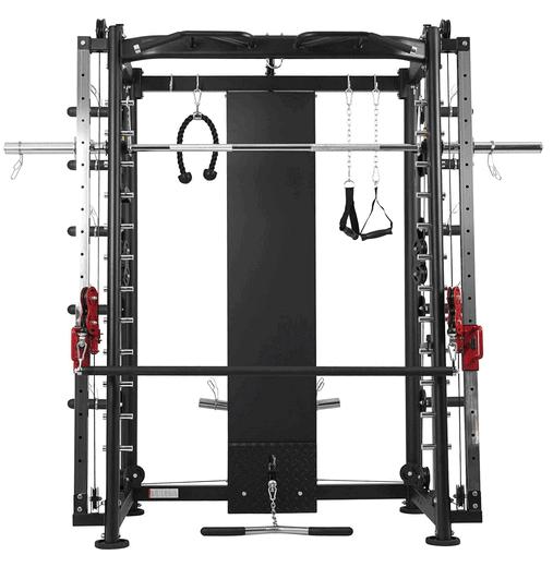 Gorilla Sports Multifunction Smith Machine