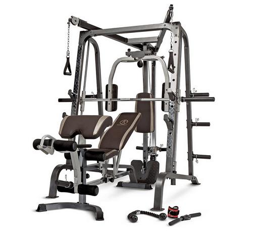Marcy MD-9010G Home Gym Smith Machine