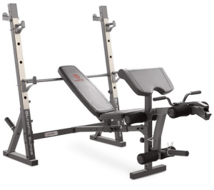 Marcy MD857 Diamond Elite Olympic Weight Bench
