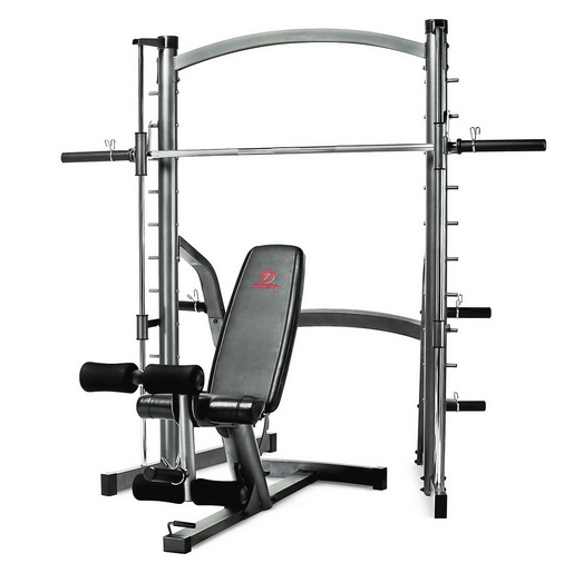 Marcy SM1000 Deluxe Home Gym Smith Machine