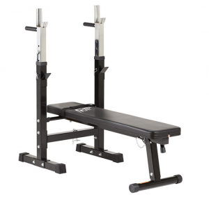Mirafit Adjustable Folding Weight Bench