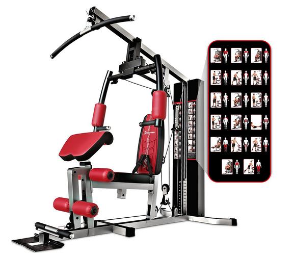 Sportstech Premium 50in1 Multi-Gym