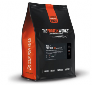 THE PROTEIN WORKS Whey Protein 80 (Concentrate) Powder