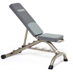 York Fitness 5 Seat Positions Bench Press