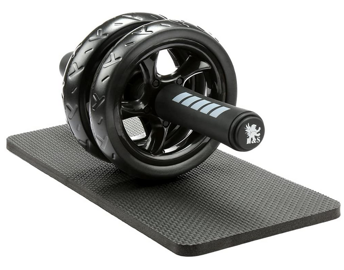 H&S Ab Abdominal Exercise Roller