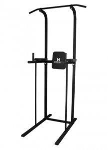 Hardcastle Pull Up Dip Station Power Tower