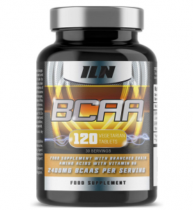 Iron Labs Nutrition BCAA Tablets