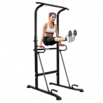 ONETWOFIT Power Tower Adjustable Height
