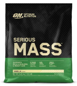 Optimum Nutrition Serious Mass Protein Powder High Calorie Mass Gainer