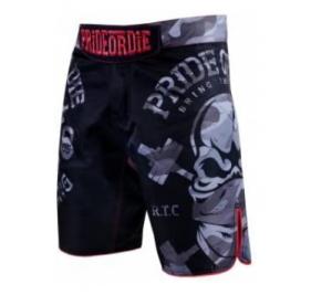 PRIDE OR DIE MMA Urban Camo Shorts