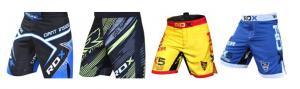 RDX MMA Training Shorts Multiple Colors Option