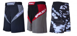 SPRAWL MMA Shorts Variety Colors