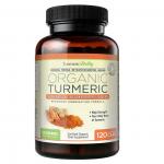 Turmeric Vitality Organic Turmeric Curcumin Capsules