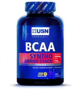 USN BCAA Amino Syntho Stack Capsules