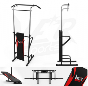 We R Sports Sit Up Pull Push Up Bar