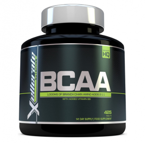 Xellerate Nutrition 1000mg BCAA Tablets