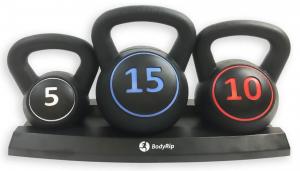 BodyRip Fitness Kettlebell Weights Set