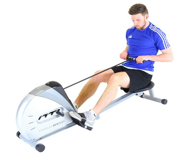 Charles Bentley Fitness Foldable Rowing Machine