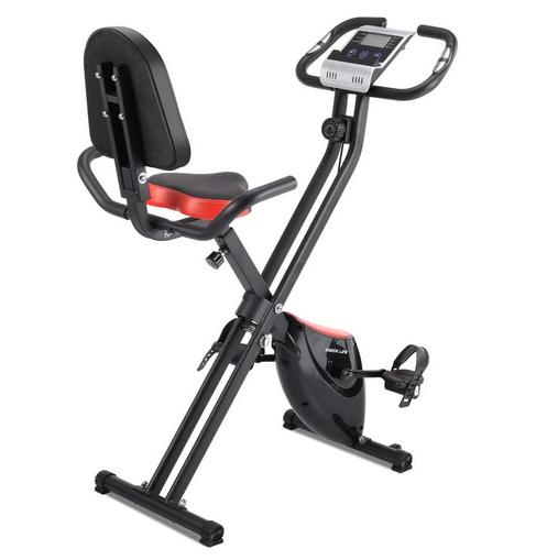 ideer foldable exercise bike